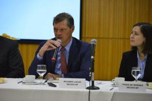 o advogado tributarista e membro do Conselho Jurídico do SindusCon-SP, Ricardo Lacaz